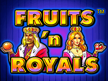 Слот Fruits And Royals