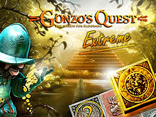 Слот Gonzo's Quest Extreme