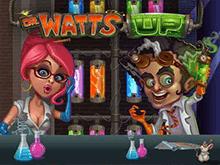 Игровой слот Dr Watts Up