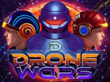 Азартный слот Drone Wars