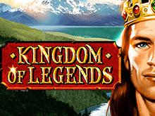 Слот с джекпотом Kingdom of Legends