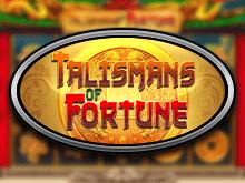 Красочный автомат Talismans Of Fortune