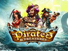 Слот Pirates Treasures от Playson